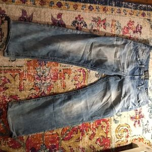 Salvage Anarchy jeans from Buckle